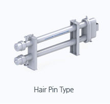 Hair Pin Type